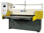full head cutting press sliding table