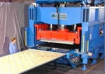 Single Stroke Stroke Die Cutting Press