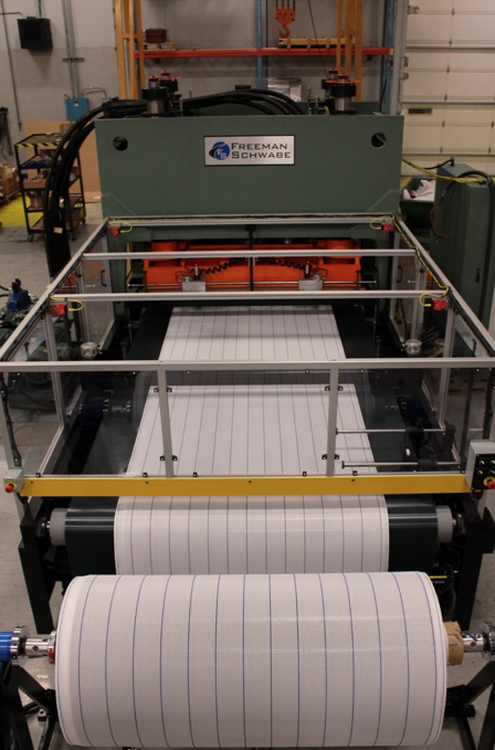 Schwabe SR 230 Custom press Spacer Mesh