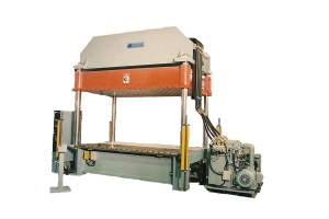 Schwabe 4PHS - 4 Post Design for Mold & Trim