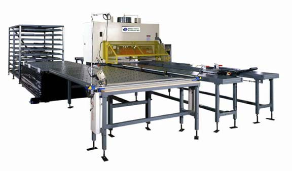 Schwabe SR Incremental Feed Die Cutting Systems