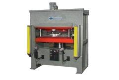 SCHWABE DG 75 - Compression Molding Platen Upstroke Press