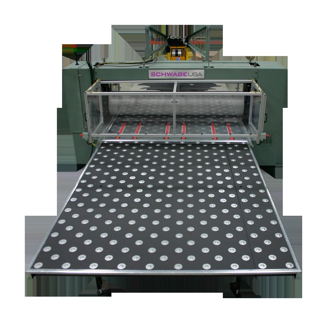 die cutting roller presses