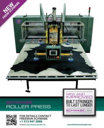 SCHWABE Roller Press Cut Sheet Print Version front