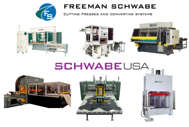 FSM and SCHWABEUSA with presses