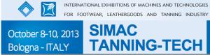 SIMAC Tanning Tech Bologna ITALY