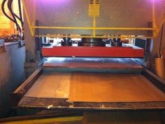 Used SCHWABE SR 150 tons