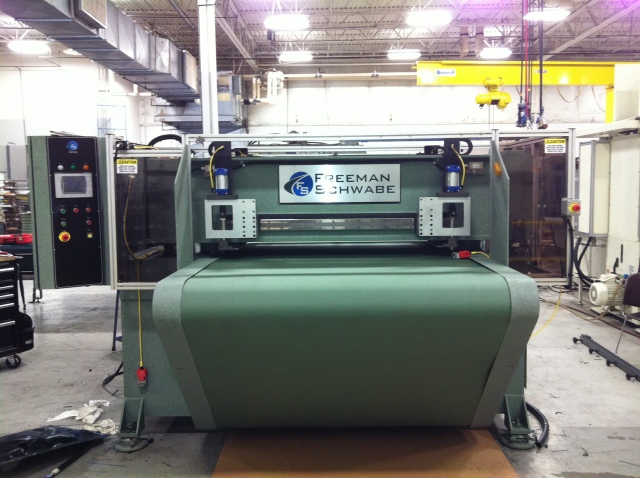Full Head FH 60 remanufactured press