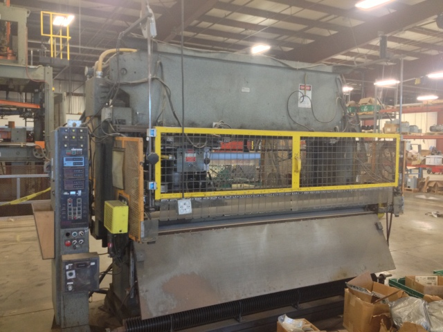 USED SCHWABE A5A Traveling Head Press