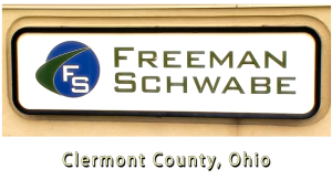 Freeman Schwabe Clermont County, Ohio, USA
