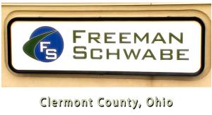Freeman Schwabe Clermont County, Ohio, USA