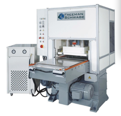 For Sheet Materials that can be cut in a single stroke or fed progressively through the press