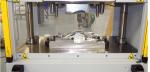 large area folding press