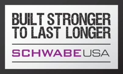 schwabe usa built stronger to last longer