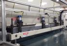 FUll Head - Infeed PLaten Press - Window open