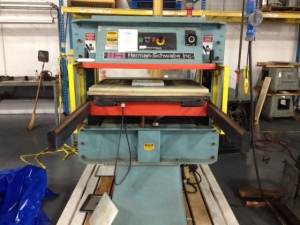 USED Herman Schwabe Model DG Up Stroking Press $19,995