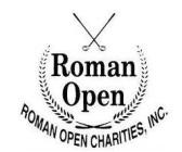 Roman Golf Logo