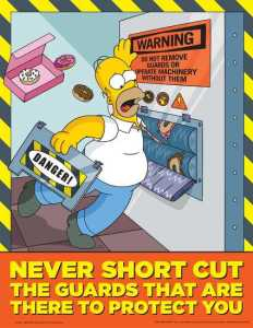 simpsons-machine-safety-poster