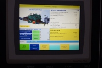 Panel Control - Allen Bradley Compactlogix PLC and Panelview touch