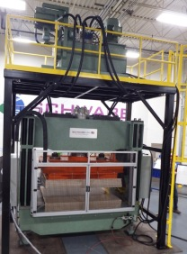 The freestanding hydraulic powered unit