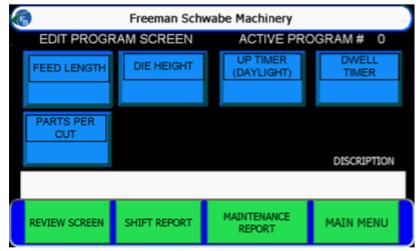 3- Edit Program