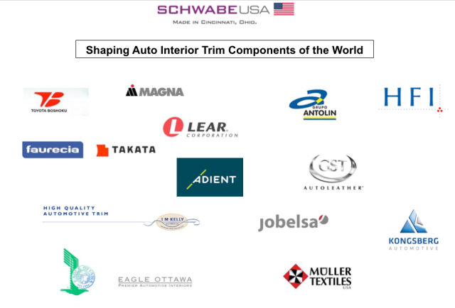 Auto Interior Logos