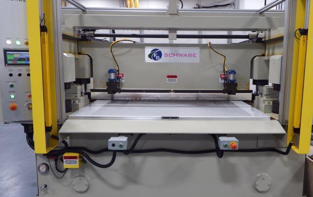 rh 80 machine front