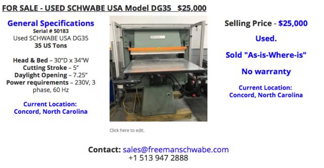 DG35 $25,000